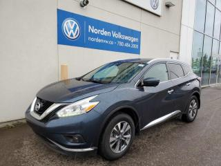 Used 2017 Nissan Murano SL AWD - LEATHER / PANO ROOF / NAVI for sale in Edmonton, AB