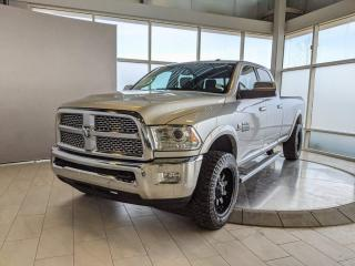 Used 2016 RAM 3500 Laramie Diesel Crew Cab 6 In a Row, Ready to Tow!! for sale in Edmonton, AB