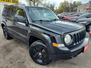 Used 2011 Jeep Patriot north/4WD/LOADED/ALLOYS/CLEAN CAR FAX for sale in Scarborough, ON