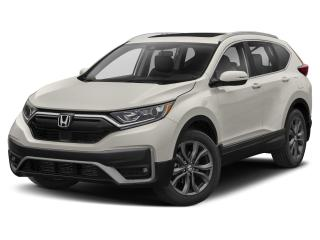 New 2021 Honda CR-V Sport 4WD CRV 5 DOORS for sale in Woodstock, ON