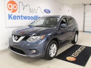 Used 2016 Nissan Rogue SV | AWD | Heated Seats | Sunroof | Clean Carproof for sale in Edmonton, AB