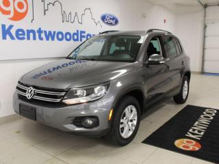 Used 2015 Volkswagen Tiguan 2.0 L | 4Motion | Heated Seats | for sale in Edmonton, AB