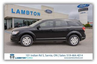 Used 2015 Dodge Journey Canada Value Pkg for sale in Sarnia, ON