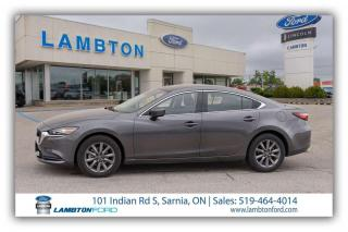 Used 2019 Mazda MAZDA6 GS for sale in Sarnia, ON