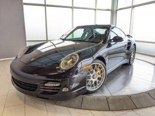 Used 2011 Porsche 911 Turbo S | No Accidents | LOW KMS for sale in Edmonton, AB