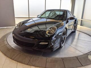 Used 2007 Porsche 911 Turbo | Manual | No Accidents | Sport Chrono for sale in Edmonton, AB