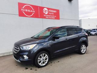 Used 2017 Ford Escape SE / AWD / Blue Tooth / Used Ford Dealership for sale in Edmonton, AB