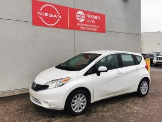 Used 2014 Nissan Versa Note SV / Smart Key / Nissan Dealer for sale in Edmonton, AB
