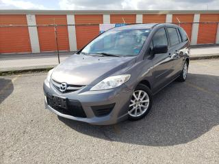 Used 2009 Mazda MAZDA5 GS for sale in Brampton, ON