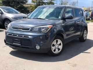 Used 2016 Kia Soul LX|Bluetooth|Steering controls| for sale in Bolton, ON