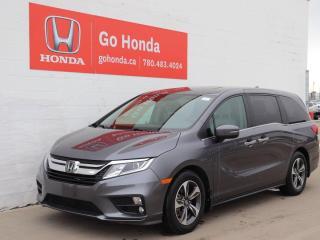 Used 2019 Honda Odyssey HONDA CERTIFIED!! EX RES - DVD SUNROOF for sale in Edmonton, AB