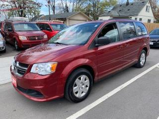 Used 2011 Dodge Grand Caravan SXT for sale in Hamilton, ON