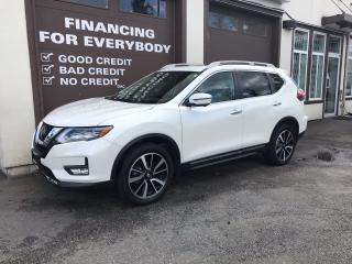Used 2018 Nissan Rogue SL for sale in Abbotsford, BC
