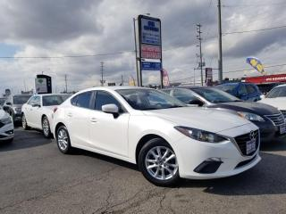 Used 2015 Mazda MAZDA3 No Accidents| Automatic | GS | Low km's| Certified for sale in Brampton, ON