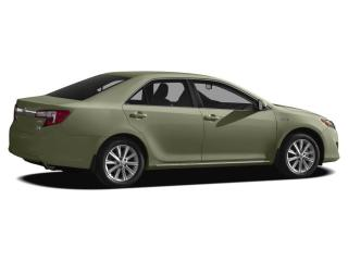 Used 2012 Toyota Camry HYBRID XLE for sale in Charlottetown, PE