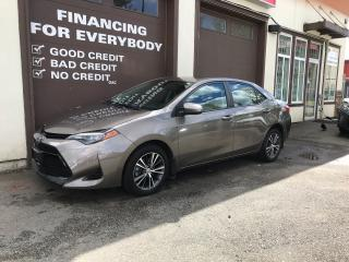 Used 2018 Toyota Corolla LE for sale in Abbotsford, BC