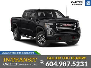 New 2021 GMC Sierra 1500 AT4 for sale in North Vancouver, BC