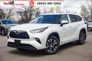 New 2021 Toyota Highlander HYBRID XLE for sale in Hamilton, ON