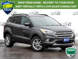 Used 2017 Ford Escape SE 4 WHEEL DRIVE   |   NAVIGATION SYSTEM | TRAILER TOW PACKAGE for sale in St Catharines, ON