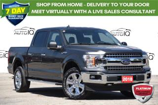 Used 2018 Ford F-150 XLT 20