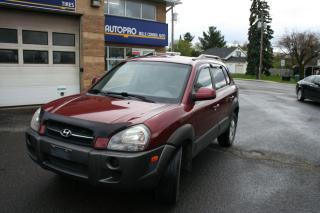 Used 2006 Hyundai Tucson SEL for sale in Nepean, ON