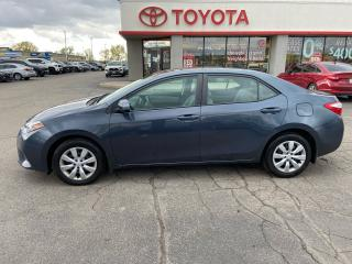 Used 2016 Toyota Corolla LE for sale in Cambridge, ON