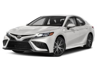 New 2021 Toyota Camry SE for sale in Ancaster, ON