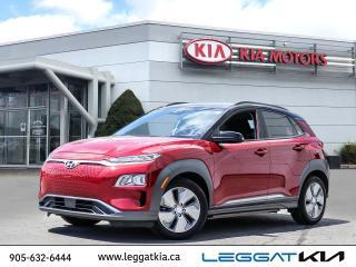 Used 2021 Hyundai KONA EV Preferred / UPTO 415 KMS RANGE/HEATED SEATS/BLIND SPOT/CAMERA/ANDROID AUTO APPLE CARPLAY/LANE KEEP A for sale in Burlington, ON