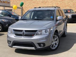Used 2015 Dodge Journey R/T 7 PASSENGER, AWD, NAV, LEATHER, HEATED FRONT SEATS, & MUCH MORE for sale in Saskatoon, SK