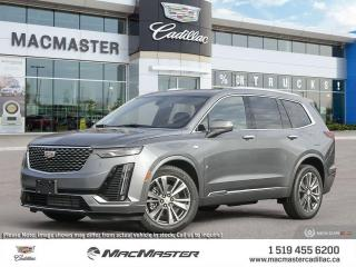 New 2021 Cadillac XT6 Premium Luxury V6   AWD   REMOTE START   ULTRAVIEW POWER SUNROOF   NAVIGATION   WIRELESS CHARGING for sale in London, ON