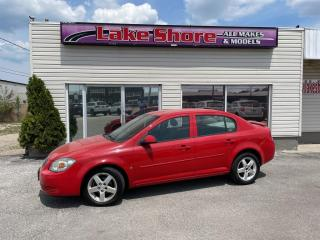 Used 2009 Pontiac G5 SE w/1SA LOW KMS for sale in Tilbury, ON