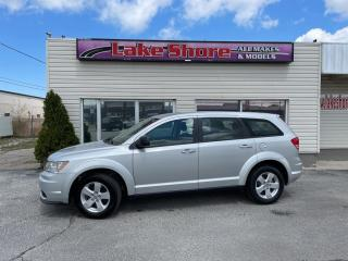 Used 2014 Dodge Journey CVP/SE Plus Canada Value Pkg BLUETOTH for sale in Tilbury, ON