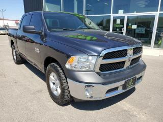 Used 2017 RAM 1500 ST Spray In Liner, Backup Cam, Bluetooth!! for sale in Ingersoll, ON