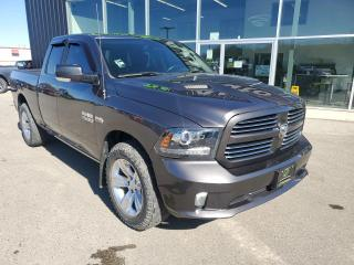 Used 2017 RAM 1500 Sport Spray In Liner, Remote Start, Bluetooth!! for sale in Ingersoll, ON