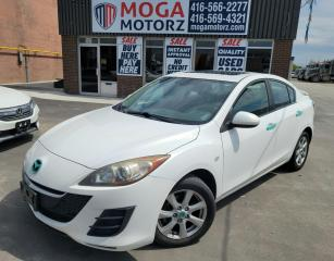 Used 2010 Mazda MAZDA3 for sale in Brampton, ON