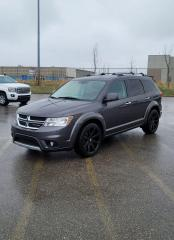 Used 2015 Dodge Journey R/T  I AWD I LEATHER | 7PASSANGER  I DVD I for sale in Calgary, AB