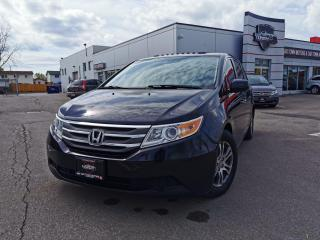 Used 2013 Honda Odyssey EX-L for sale in Brampton, ON