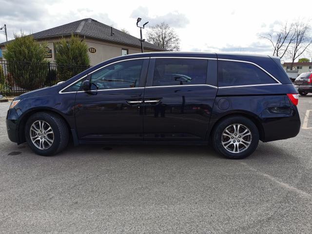 2013 Honda Odyssey EX-L Photo2