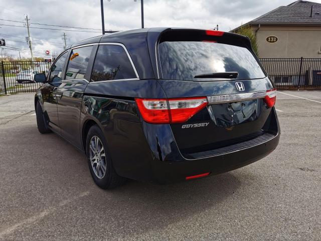 2013 Honda Odyssey EX-L Photo3