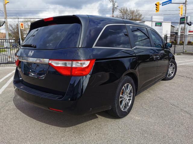 2013 Honda Odyssey EX-L Photo5