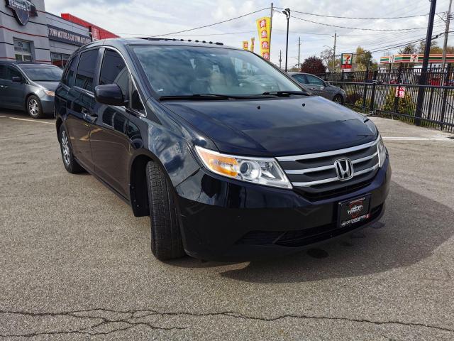 2013 Honda Odyssey EX-L Photo7