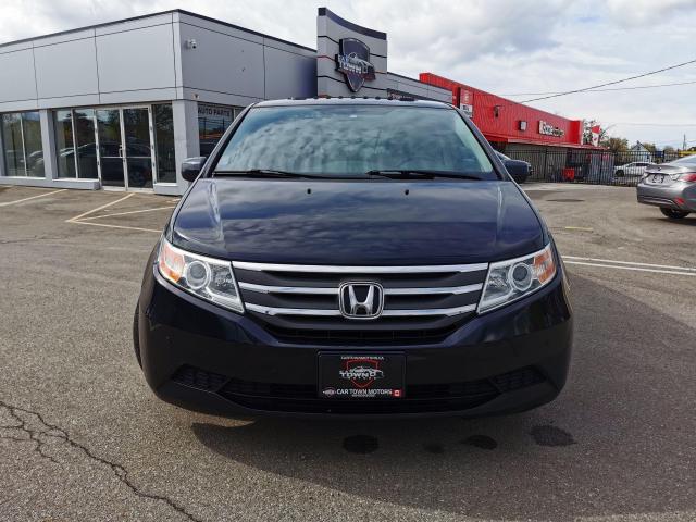 2013 Honda Odyssey EX-L Photo8