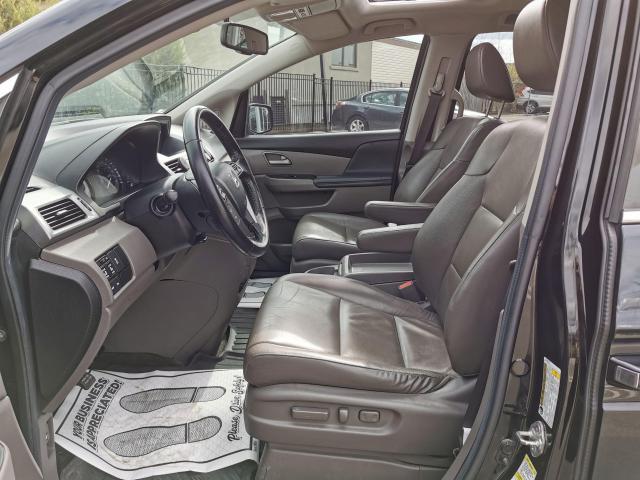 2013 Honda Odyssey EX-L Photo10