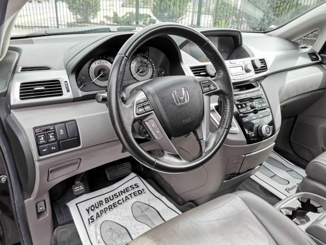 2013 Honda Odyssey EX-L Photo12