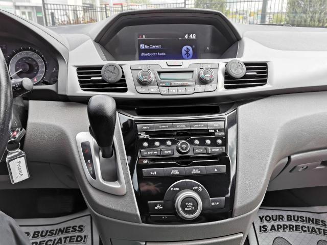 2013 Honda Odyssey EX-L Photo21