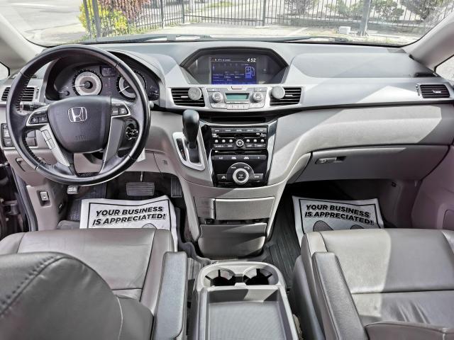 2013 Honda Odyssey EX-L Photo27