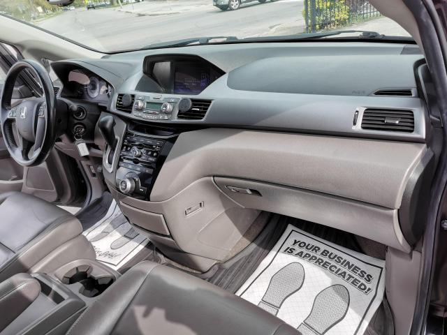 2013 Honda Odyssey EX-L Photo34