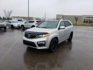 Used 2012 Kia Sorento SX   $0 DOWN - EVERYONE APPROVED! for sale in Calgary, AB