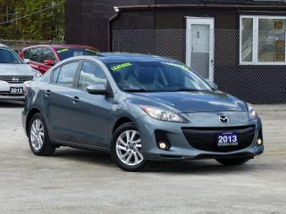 Used 2013 Mazda MAZDA3 GS-SKY,TOURING,LEATHER,FULLY LOADED,CERTIFIED, for sale in Mississauga, ON