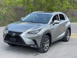Used 2018 Lexus NX NX 300 Navigation /Sunroof /Camera for sale in North York, ON